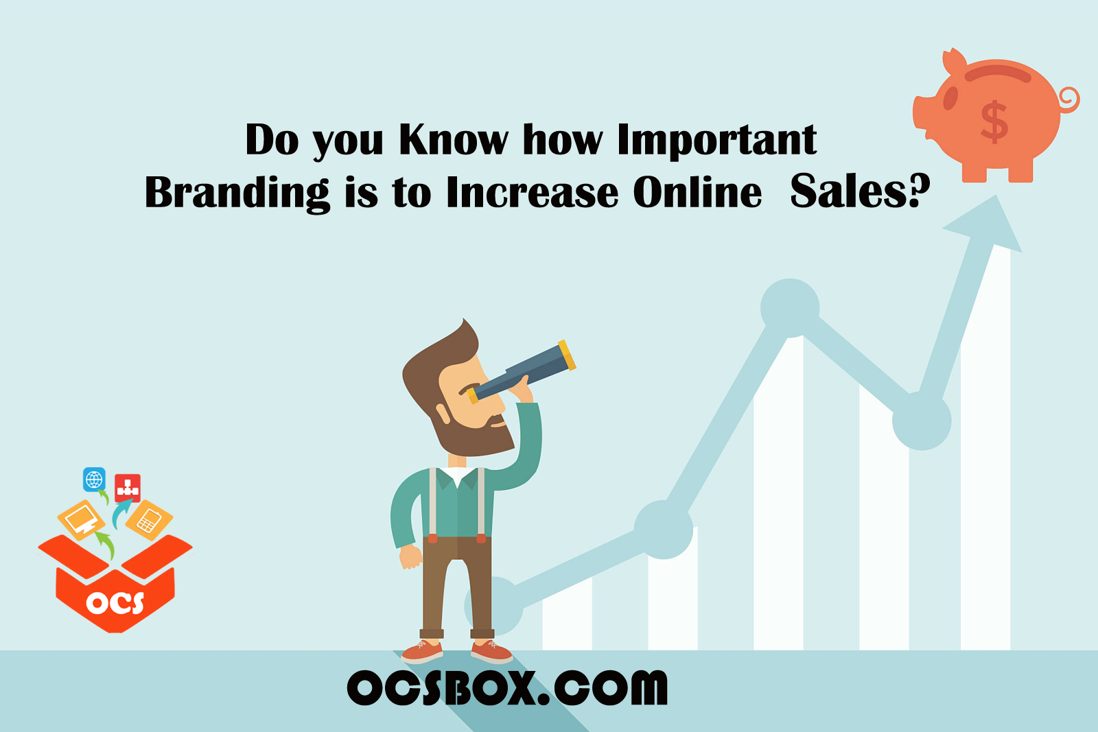 Do you Know how Important Branding is to Increase Online Sales?