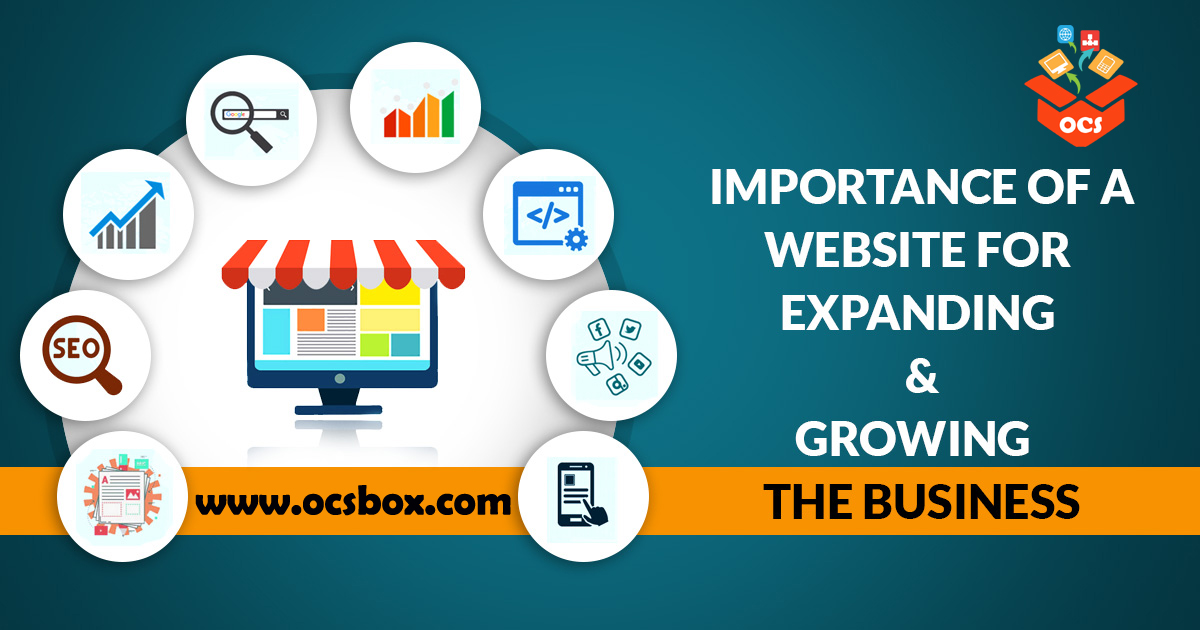 Why having a Website is Important for your Business