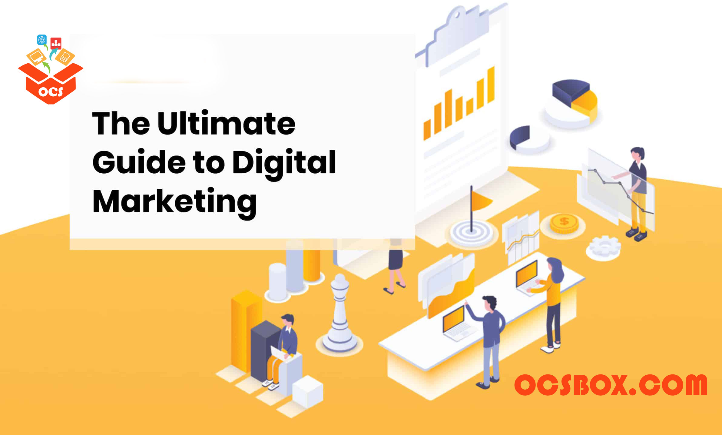 Ultimate Guide to Digital Marketing
