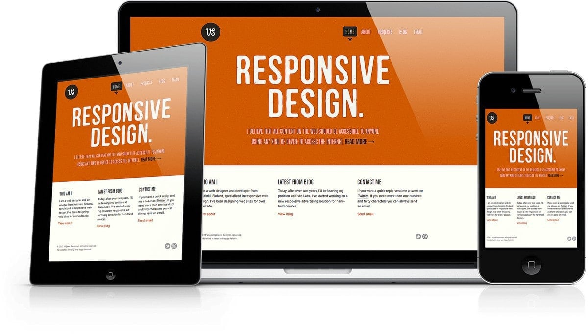 What are Responsive Websites and why should you have One