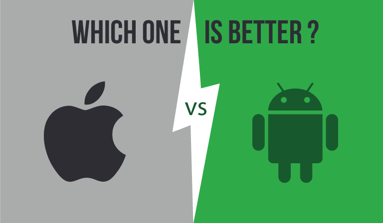 Which Mobile App should you build first, Android, or iOS?