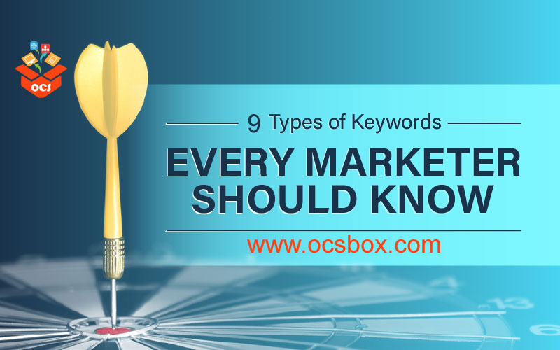 Do you know these 9 types of Keywords?